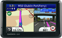 GARMiN and MAGELLAN 4.3inch gps new maps voice direction