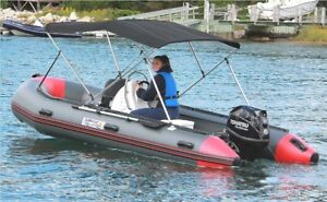 SeaBright Large Inflatable Boats  - Summer SALE  --  Big Savings