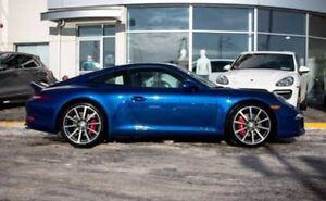 2013 Porsche 911 Carrera S Coupe (2 door)