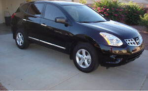 2013 Nissan Rogue S SUV, Crossover