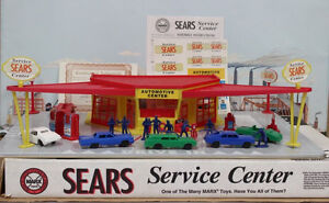 """Marx Toy Garage """"NEW OLD STOCK"""" still in the box, never opened"""