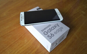 Samsung Galaxy S6 Edge White 64 GB