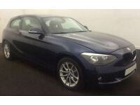 2012 BMW 116D 1.6 TD EFFICIENT DYNAMICS GOOD / BAD CREDIT CAR FINANCE AVAILABLE