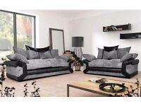 **free footstool **sheldon 3&2 seater sofa