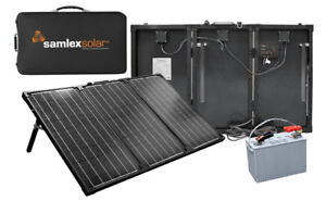Portable RV Solar Charging Kit