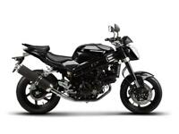 NEW PRE REGISTERED HYOSUNG GT650P MOTORCYCLE