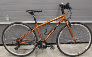 2014 Kona Dew C Bike 46cm XS Orange
