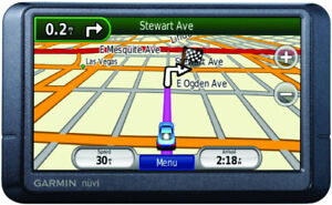 """Garmin nuvi 255W 4.3"""" Car GPS w/North America + Europe maps."""