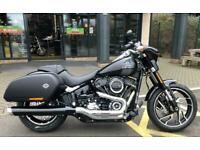 2021 Harley-Davidson SOFTAIL FLSB SPORT GLIDE Manual