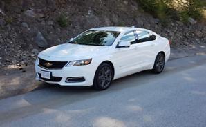 2016 Chevrolet Impala   One Owner   Private Sale   46,828kms