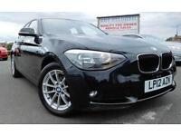 2012 12 BMW 1 SERIES 2.0 116D SE 5DR AUTO 114 BHP DIESEL