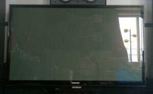 "Samsung Plasma 59"" 3D TV"