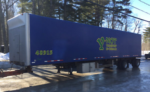 2016 Lode King PFL48-2 Curtain Trailer