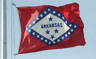 3X5 ARKANSAS STATE FLAG AR FLAGS NEW STATES USA US F229 Arkansas Ar State Flag