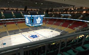Tickets for Leafs vs Habs - Feb 23rd Soctiabank Arena