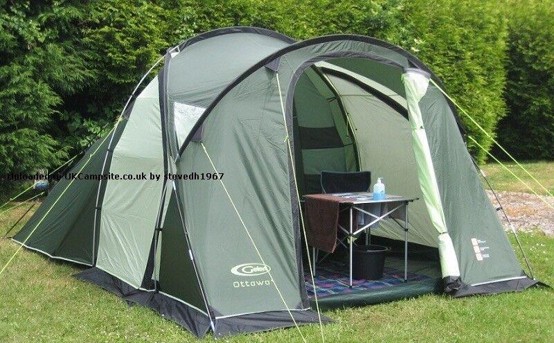 Gelert Ottawa 4 Tent for sale   in Sheffield, South Yorkshire   Gumtree