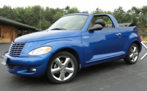 2005 Chrysler PT Cruiser Touring Limited Cabriolet