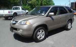 '04 Acura MDX - luxury 7 seater.  Will consider trade!