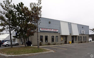 Industrial/office space for lease