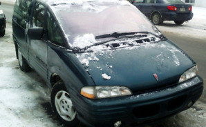 Pontiac transport 1996