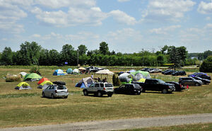 Rockfest camping and RV's