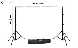 EQUIPMENT SALE Photo Video Backdrop Stands & Kits