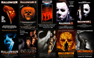 Wanted:  VHS, DVD, Laser Disc horror and sci-fi movies