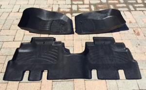 WeatherTech Floor Liners - 2014 Jeep Wrangler Unlimited Sahara