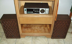 Vintage Stereo and Speakers