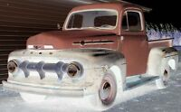 Wanted - 1951 or 1952 Ford F1 or Mercury M1 pickup