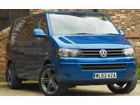 2012 Volkswagen Transporter 2.0TDi T32 Combi van 4dr