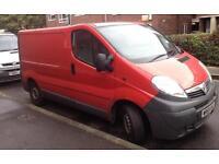 2009 Vauxhall Vivaro 2.0CDTi ( 90ps ) ( Euro IV ) 2700 SWB, ONE COMPANY OWNER
