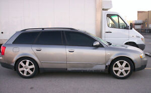 Audi A4 2001-03 parting out London Ontario image 7