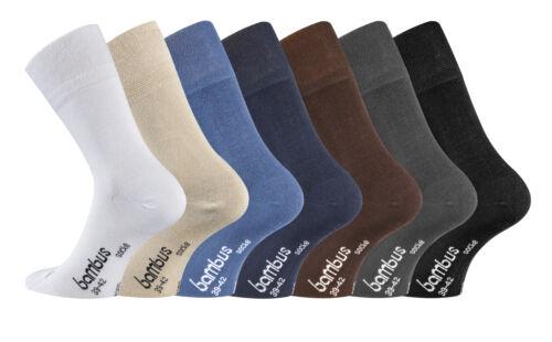 Bambussocken Bambus-Socken Wellness-Socken mit GERUCHS-KILLER-FUNKTION 6 Paar