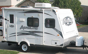 17' Aerolite trailer for sale