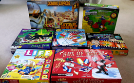 Board Games/Toy Bundle