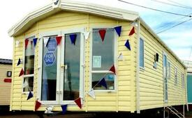 Static Caravan Nr Clacton-on-Sea Essex 3 Bedrooms 8 Berth Willerby Winchester