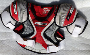NIKE BAUER VELOCITY HOCKEY SHOULDER PADS