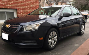 2014 Chevrolet Cruze LS CLEAN CERTIFIED CARPROOF $8000