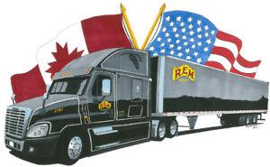 Owner/Operators Needed!!! Truck