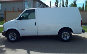 2001 Time Traveller Chev Astro Van 63000 kilometers