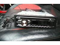 Pioneer 4400bt Bluetooth car stereo