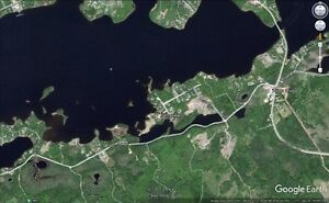 Waterfront Property for Sale Albert Bridge Mira Cape Breton