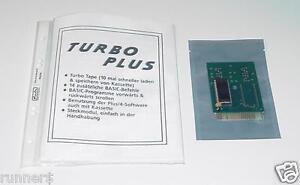 TURBO PLUS Modul für C16/C116 & plus 4