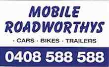 AAA MOBILE ROADWORTHY CERTIFICATES SAME DAY SERVICE Redbank Plains Ipswich City Preview