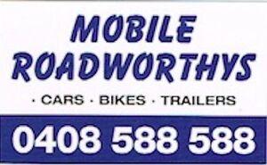Mobile Roadworthy Certificates HVRAS/RWC Plainland Lockyer Valley Preview