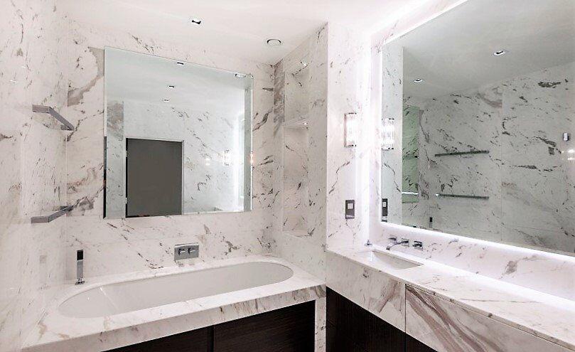 Spacious and Bright 2 Bed 2 Bath Apartment-En Suite Shower-Terrace-Available Now-Kew/West London TW8