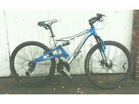 Reebok Demon aluminium frame bike