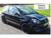 Ford Fiesta ST wanted urgently