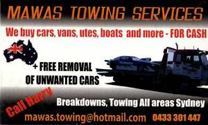 TOWING SERVICE,TOW TRUCK,NEED IT TOWED? Liverpool Liverpool Area Preview